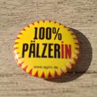 100% Pälzerin Pin