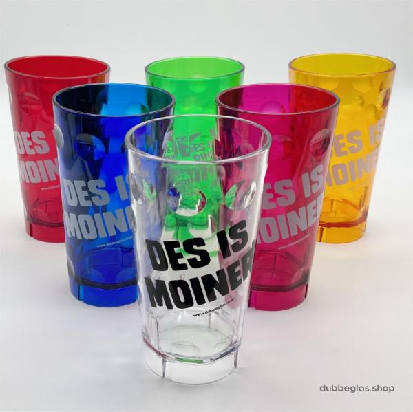 DES IS MOINER Dubbebecher