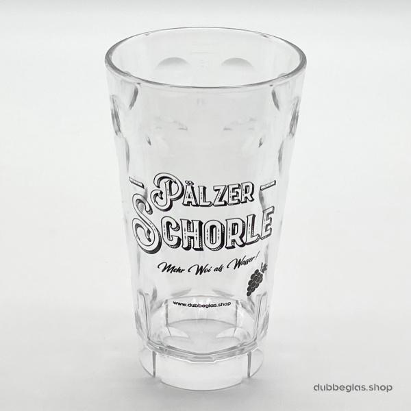 Pälzer Schorle Dubbebecher 0,5 Liter