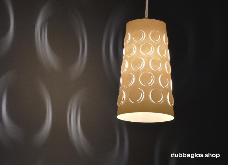 Dubbelicht - Dubbeglas Pfalz Lampenschirm