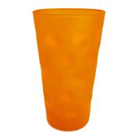 Orange Matt Dubbeglas 0,5 L