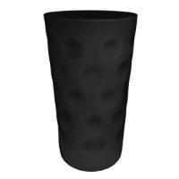 Schwarz Dubbeglas 0,25 L