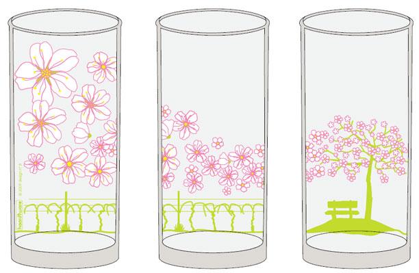Pfälzer Mandelblüte Schoppenglas 0,5 l