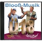Spitz & Stumpf CD - Blooß Musik