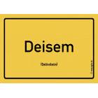 Deidesheim - Deisem Aufkleber