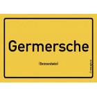 Germersheim - Germersche Aufkleber
