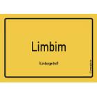 Limburgerhof - Limbim Aufkleber