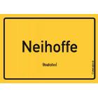Neuhofen - Neihoffe Aufkleber