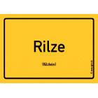 Rülzheim - Rilze Aufkleber