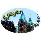 Speyer Dom - Aufkleber