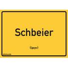 Speyer - Schbeier Aufkleber