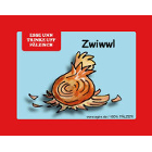 Zwiwwl - Pfälzer Kühlschrankmagnet