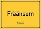 Freinsheim - Ortsschild Magnet