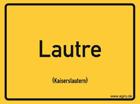 Kaiserslautern - Ortsschild Magnet