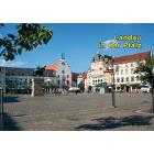 Landau Pfalz Ortsansicht - Pfälzer Kühlschrankmagnet