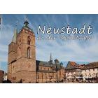 Neustadt Blick - Pfälzer Kühlschrankmagnet