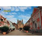 Speyer Ortsansicht - Pfälzer Kühlschrankmagnet