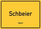 Speyer - Ortsschild Magnet