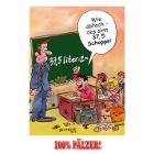 37 Schoppe - 100% Pälzer Postkarte