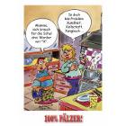 3 Werder - 100% Pälzer Postkarte