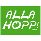 Alla Hopp - Pfalz Postkarte