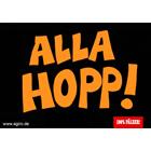 Alla Hopp! Pfälzer Sprüche - Postkarte