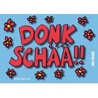 Donkschää - Pfälzer Sprüche - Postkarte