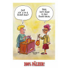 Diddl duu - 100% Pälzer Postkarte