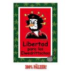 Libertad - 100% Pälzer Postkarte