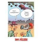 Nach Ludwigshafen? - 100% Pälzer Postkarte