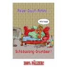 Pälzer Couch-Potato - 100% Pälzer Postkarte