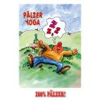 Pälzer Yoga - 100% Pälzer Postkarte
