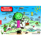 Pälzisch für Einsteiger: Pfälzerwald -Postkarte
