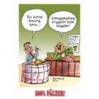 Schluggimpfung - 100% Pälzer Postkarte