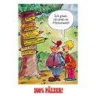 Pfälzerwald - 100% Pälzer Postkarte