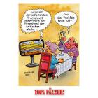 Trockenheit  - 100% Pälzer Postkarte
