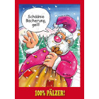 Weihnachten - 100% Pälzer Postkarte