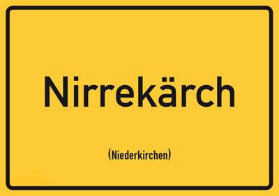 Niederkirchen Postkarte