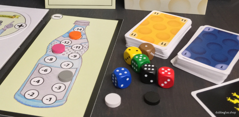 Dubbe - Das witzige Kartenspiel