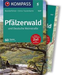Pfälzerwald & Deutsche Weinstraße Wanderführer