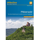 Wanderführer Pfälzerwald - Hikeline