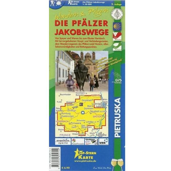 pfaelzer jakobswege wanderkarte